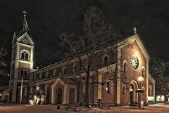 Olchinger Kirche, 3HDR