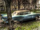 old american car