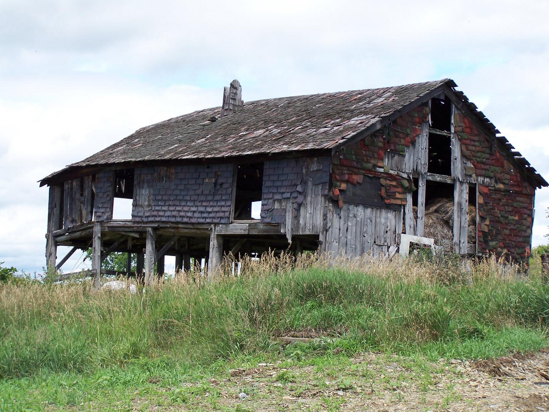 """Old Barn on """"Globe Hill"""" (Pine Plains/NY/USA)"""