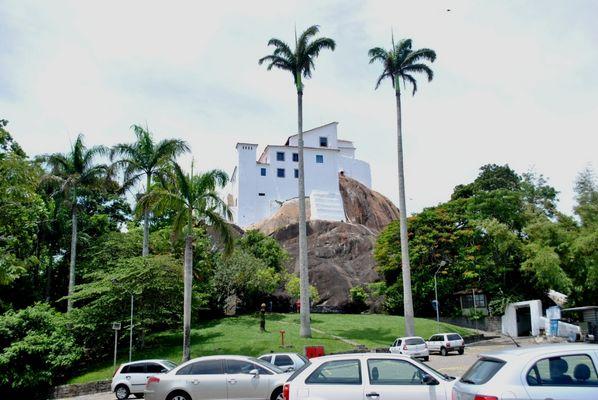 OLD BUILDINGS - BRAZIL
