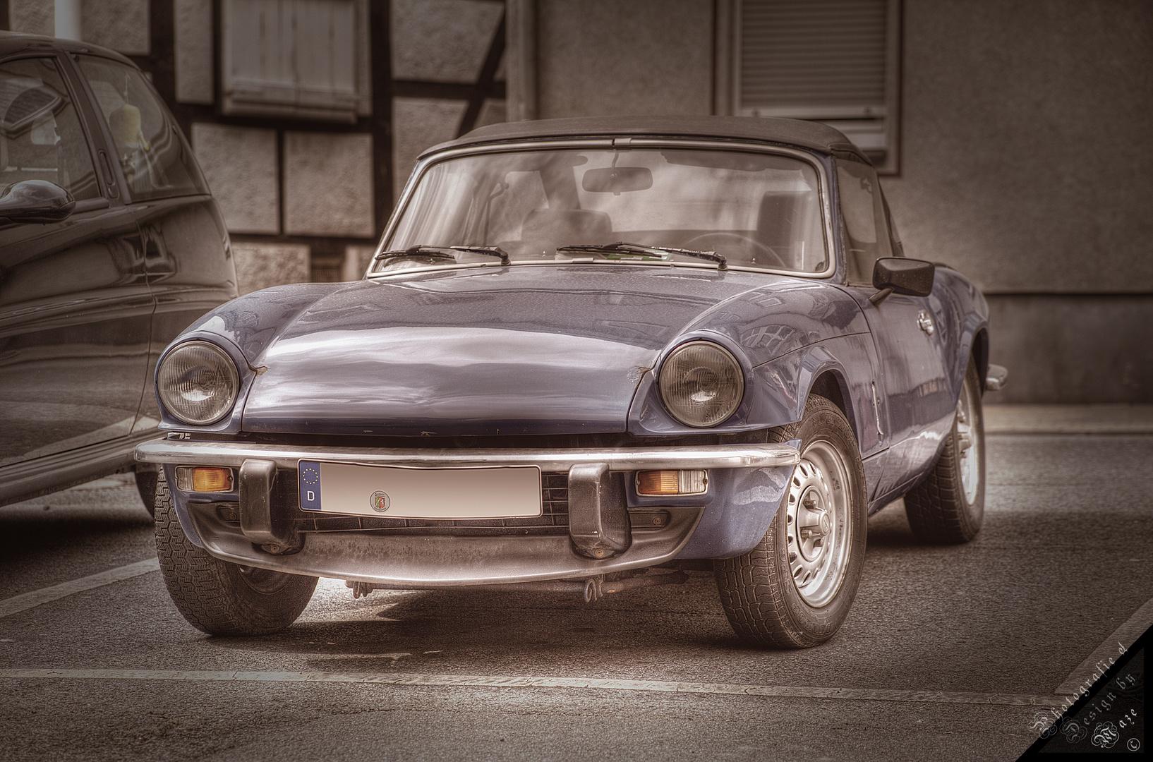 Old car ....