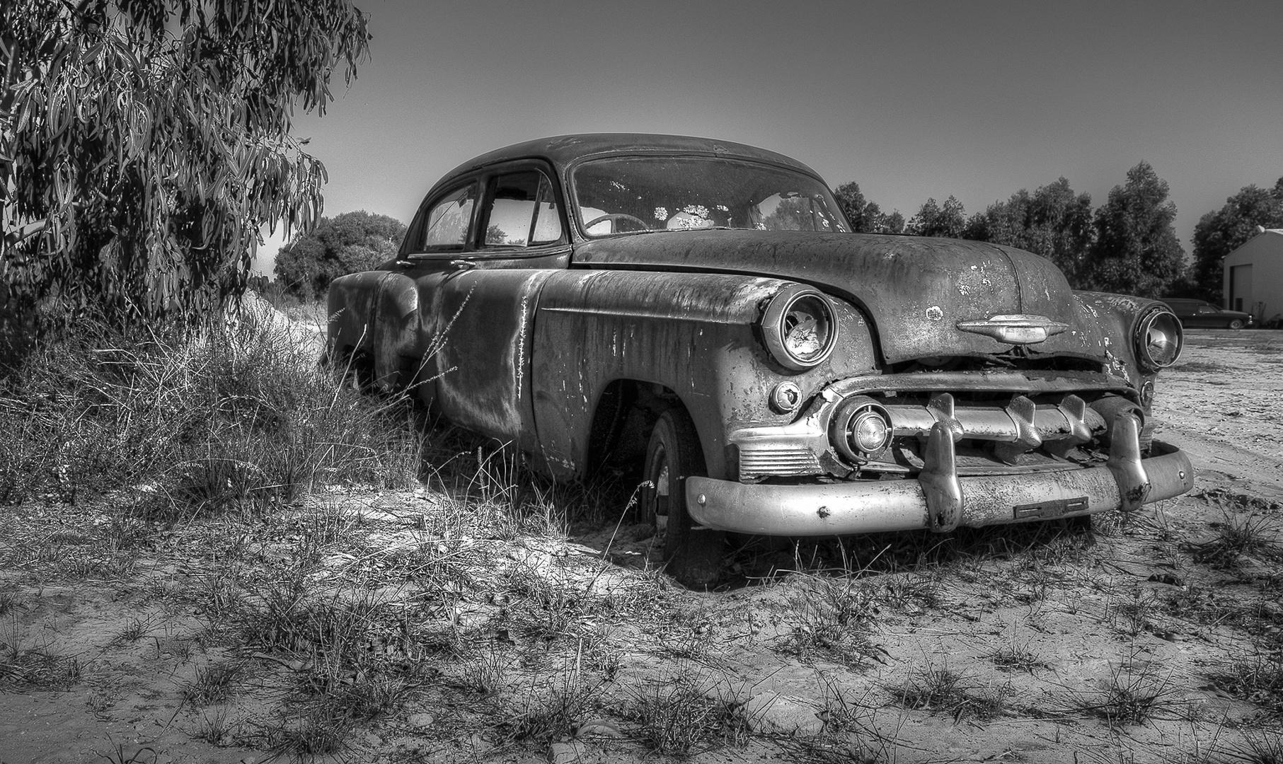 * old car *