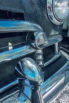 Old Car Chrome