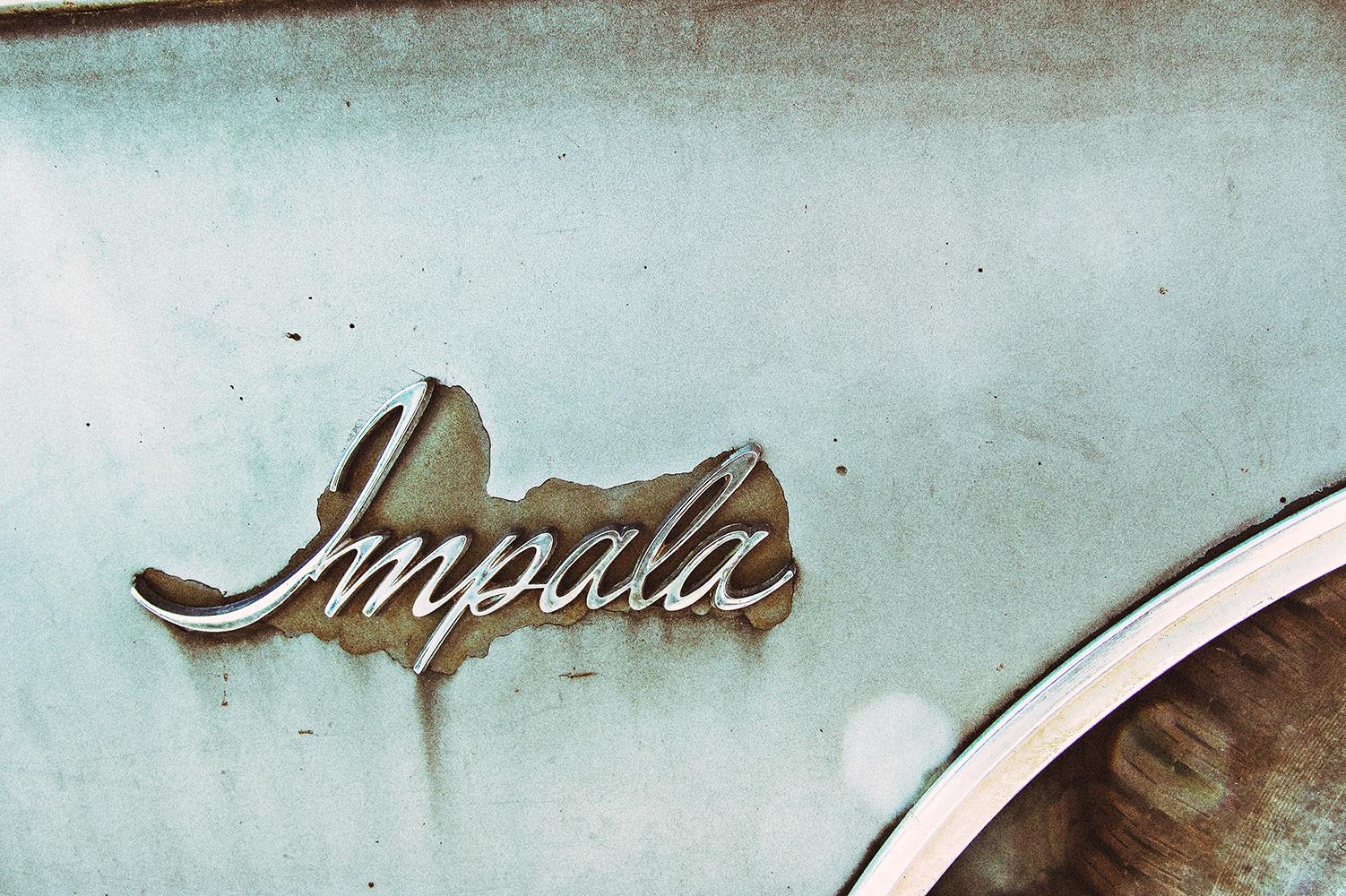 Old Car Impala