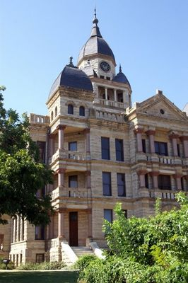 Old Courthouse, Denton