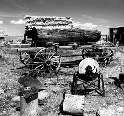 Old Farm in Idaho