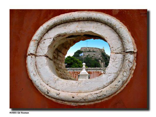 Old Fortress - Corfu