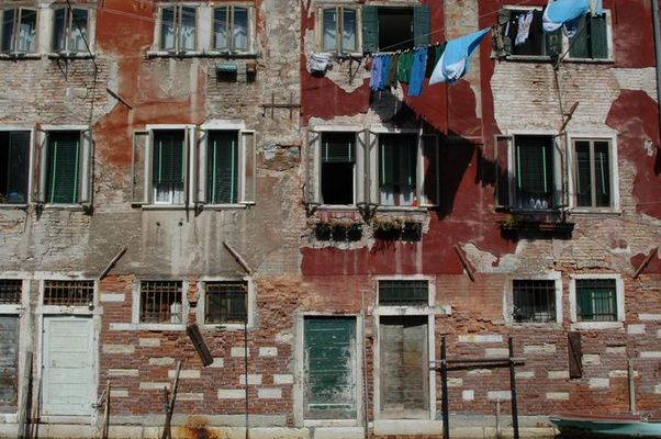 Old house in Venecia