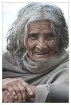 old lady...