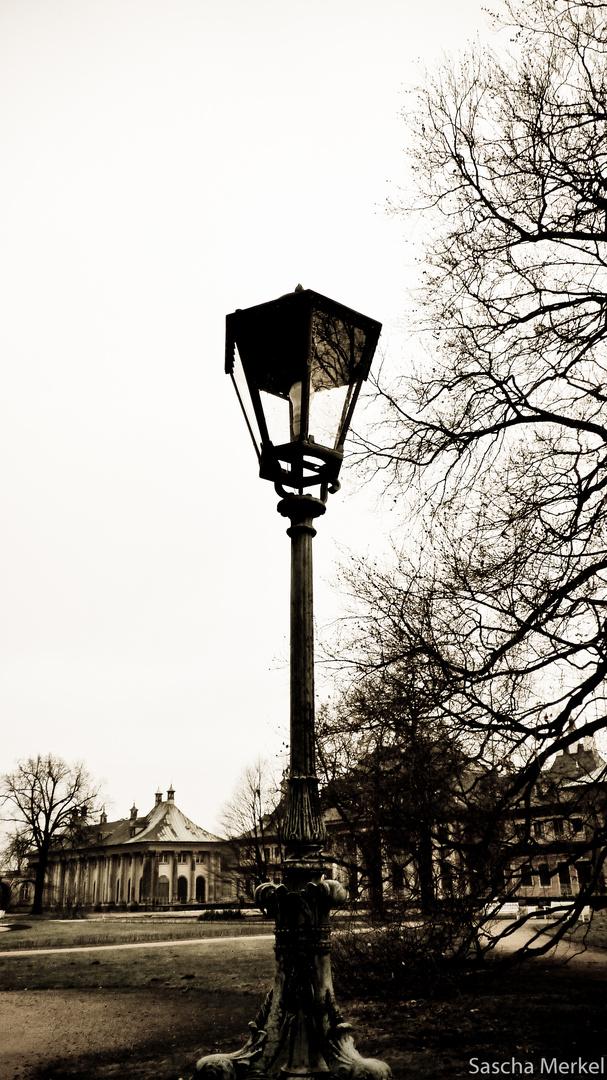 old light