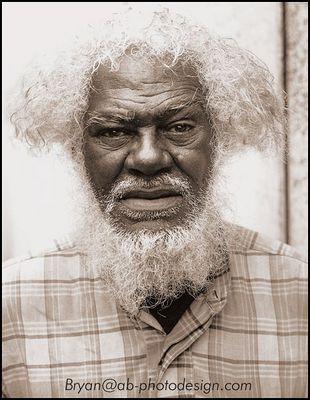 Old man Brazil