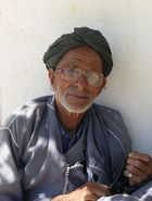 old man Morocco