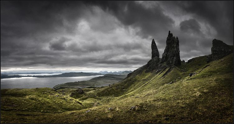 old man of storr.