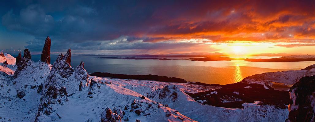 Old Man of Storr, Isle of Skye,Scotland