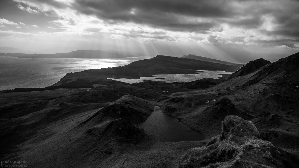 - Old Man of Storr - what a view