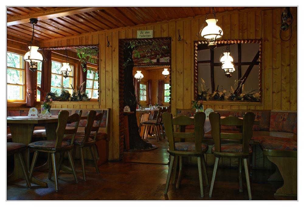 Old Moorland Hut