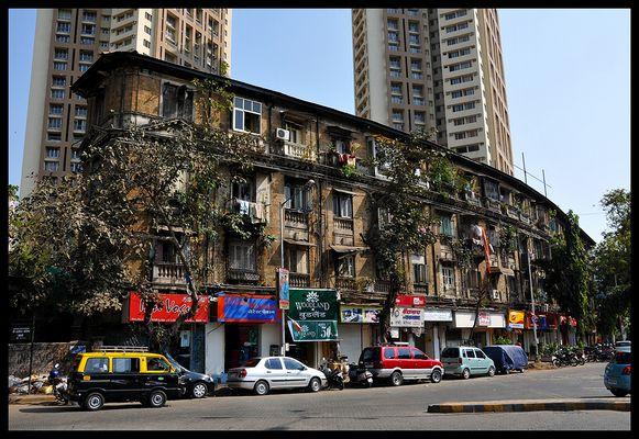 old new mumbai