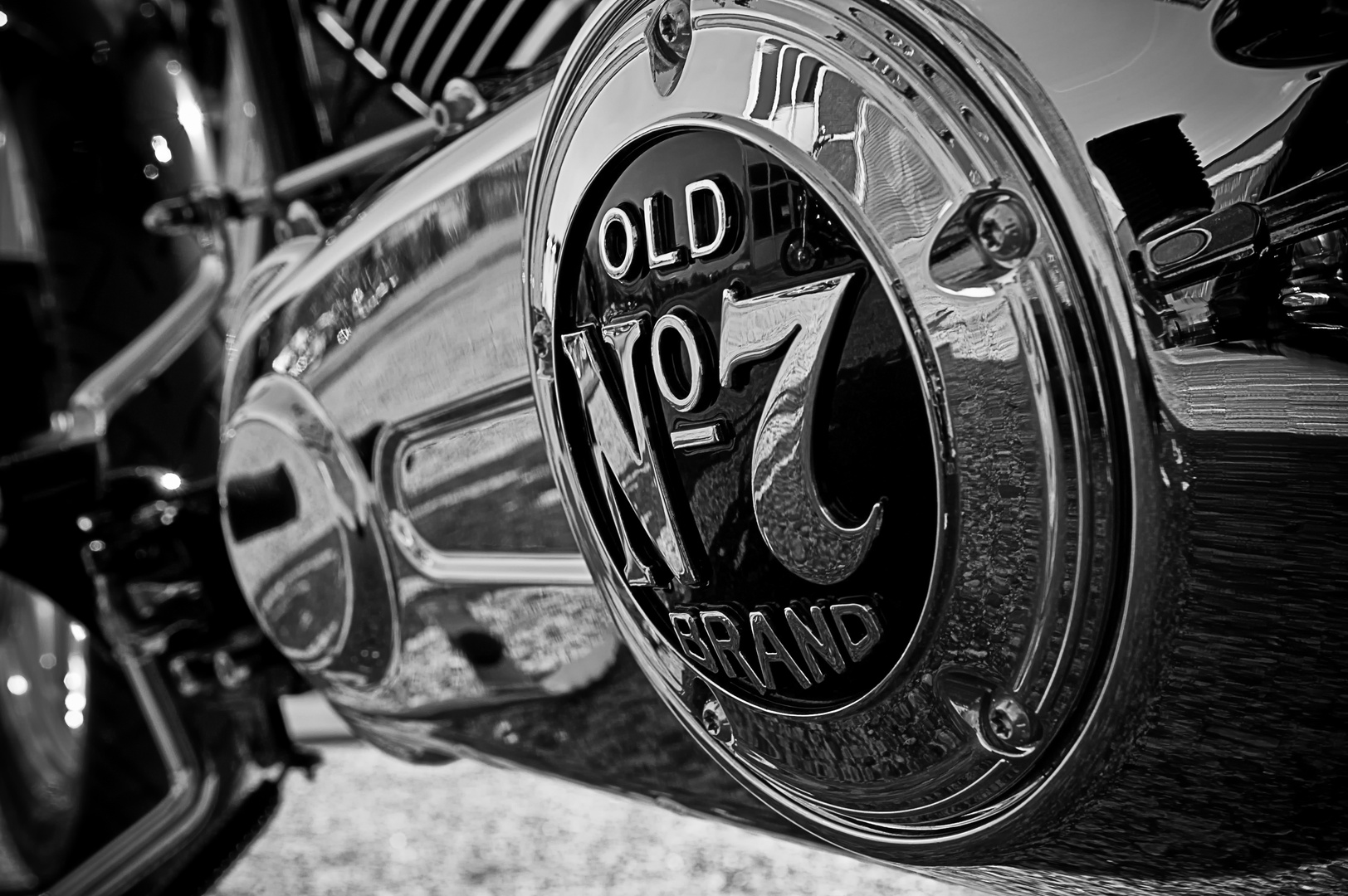 Old No.7 Brand