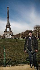 Old person in Paris :-)