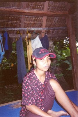 Old pic on my girlfrend. 2000