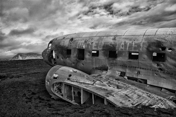 Old Plain Wreck