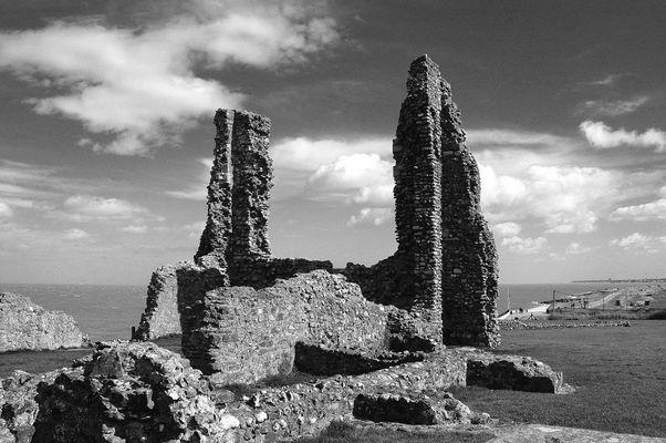 Old Roman Fort, Reculver
