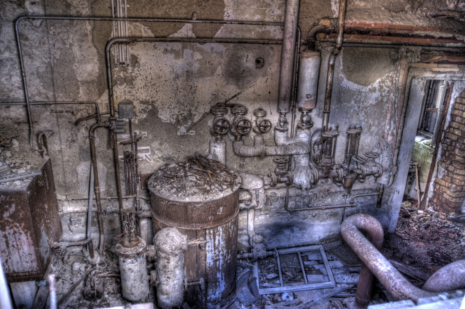 Old technic