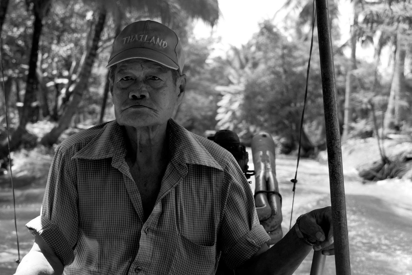 Old Thai in Amphawa