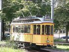 Old Timer Trams der Karlsruher Verkehrsbetriebe