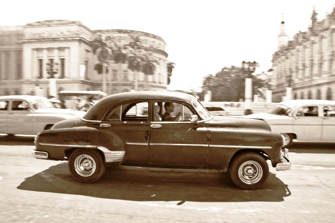 Old times Havanna
