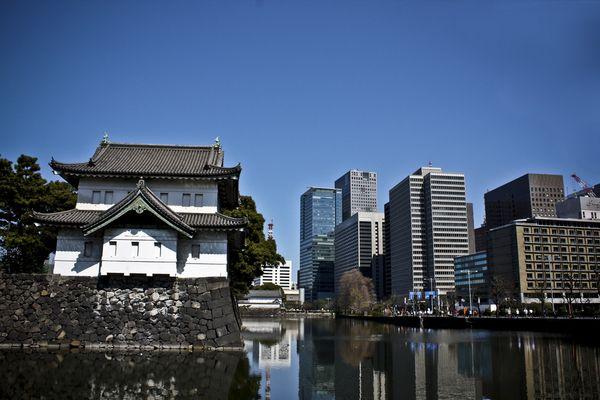 Old Tokyo Vs New Tokyo