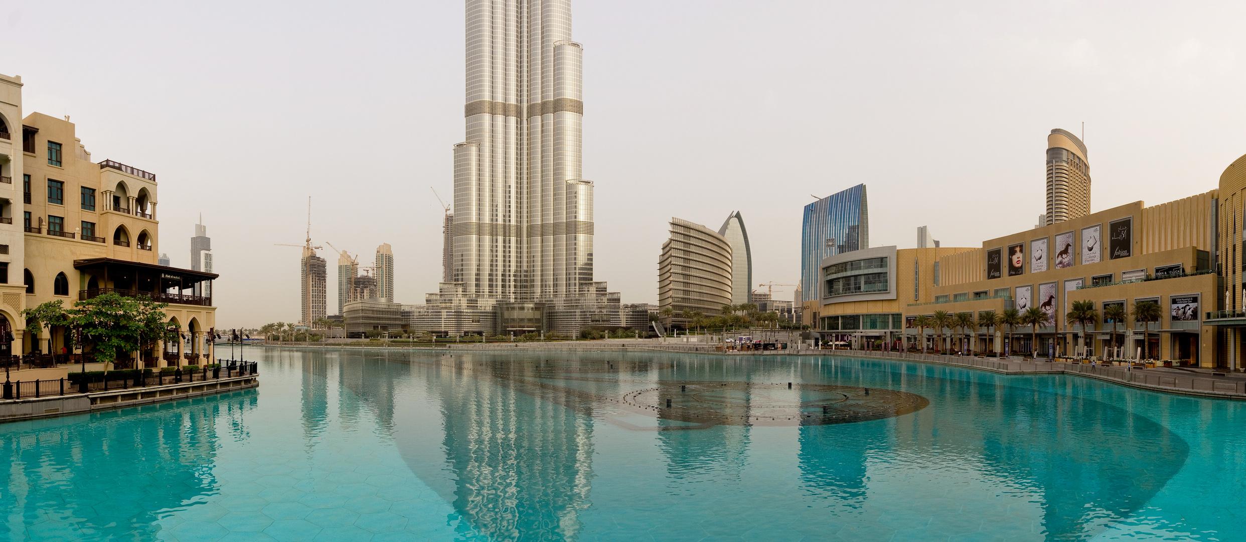 Old Town - Burj Khalifa - Dubai Mall