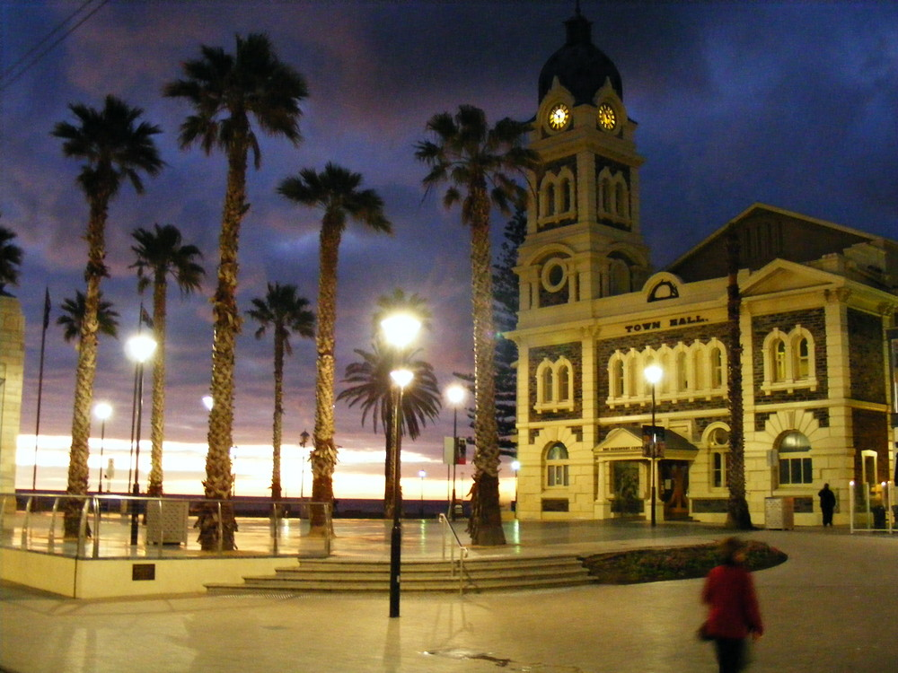 Old Town Hall Adelaide