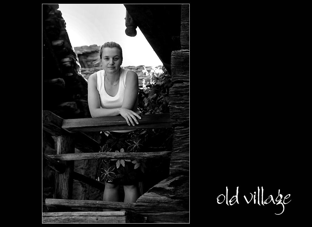 == old village ==