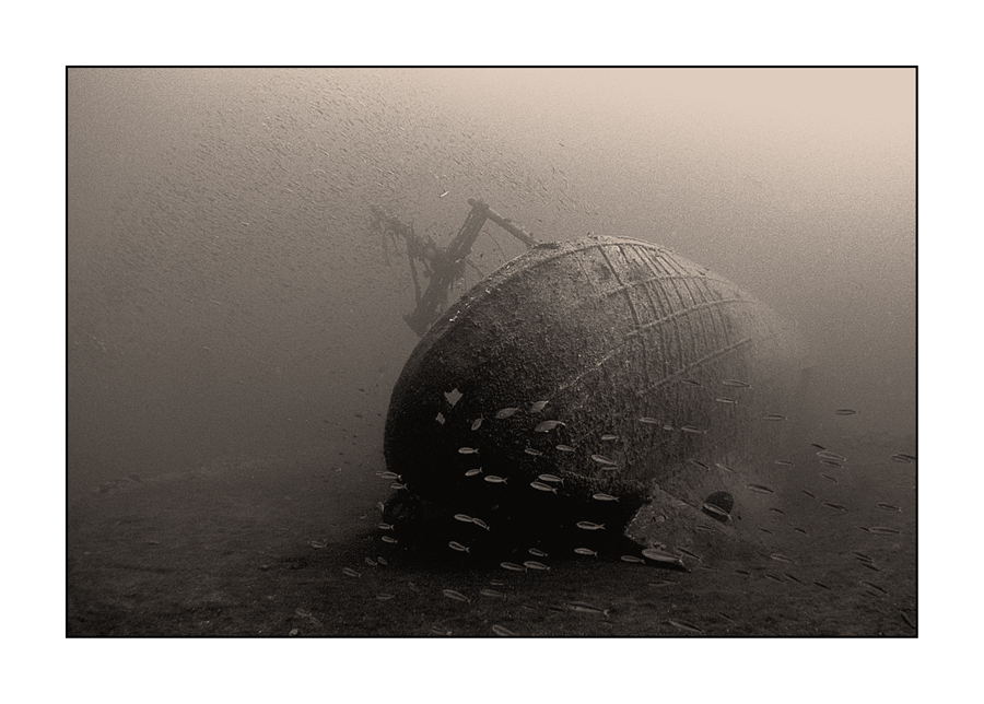 Old Wreck