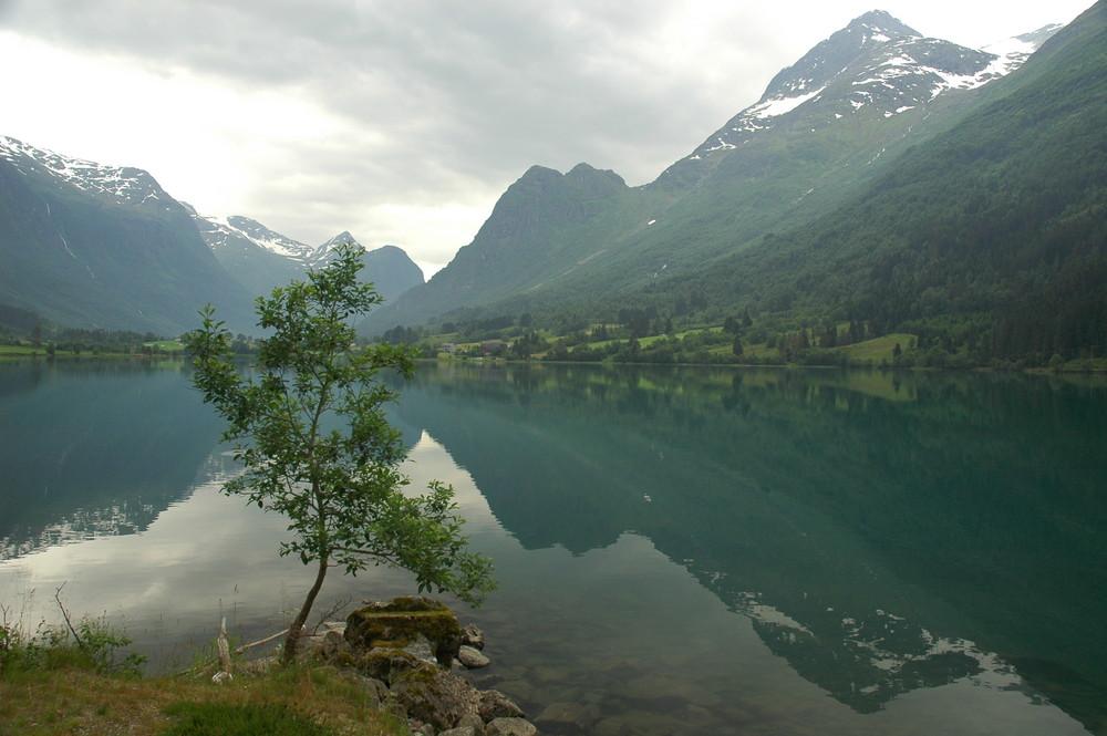 Oldedalen, Norwegen