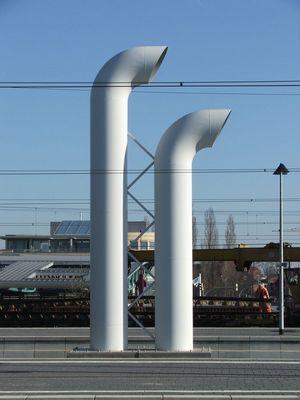 Oldenburg, Bahnhof