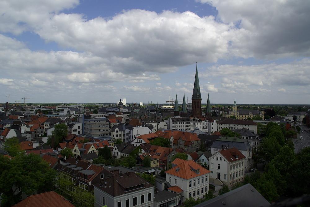 Oldenburg im Frühling