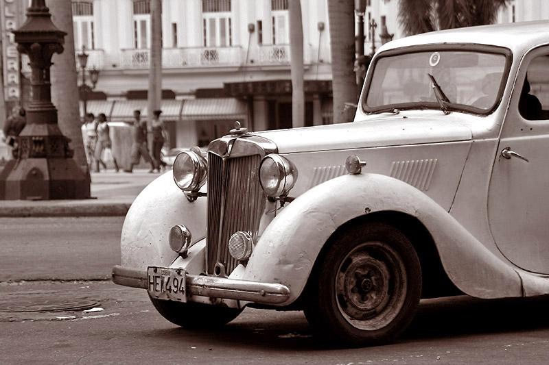 Oldi-Perle in Havanna
