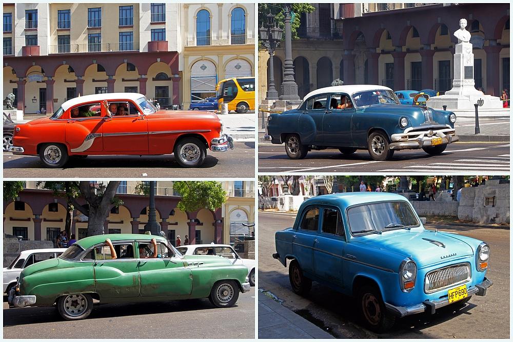 ..Oldie am Paseo del Prado..