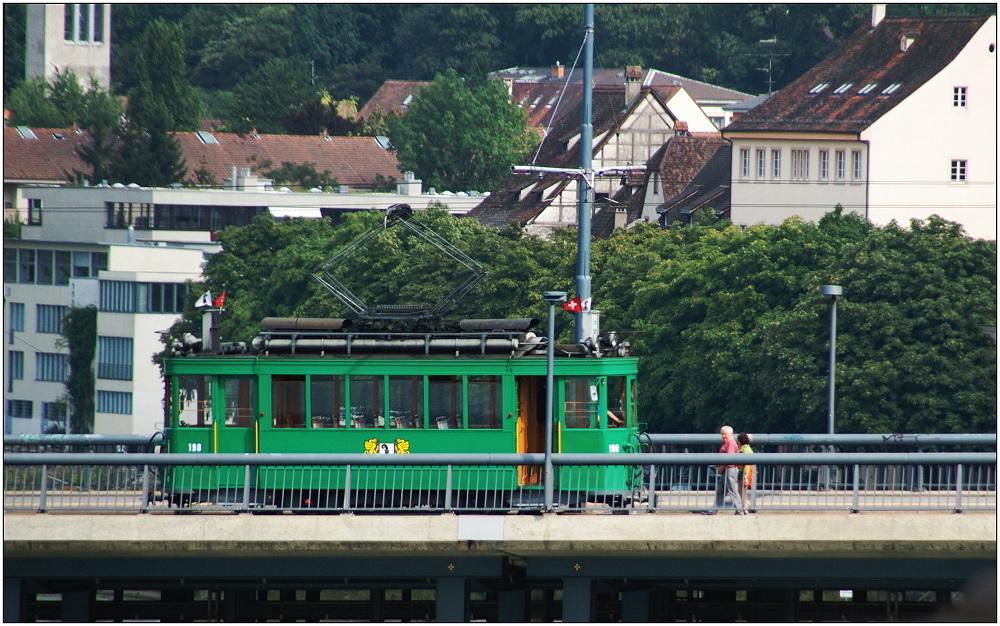 ... Oldie-Tram ...