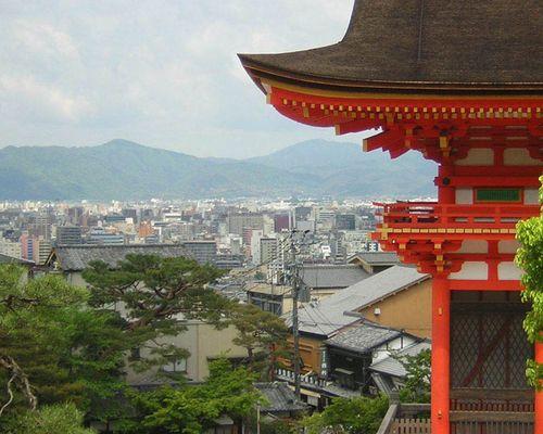 Old'n new Kyoto