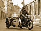 Oldschool Biker