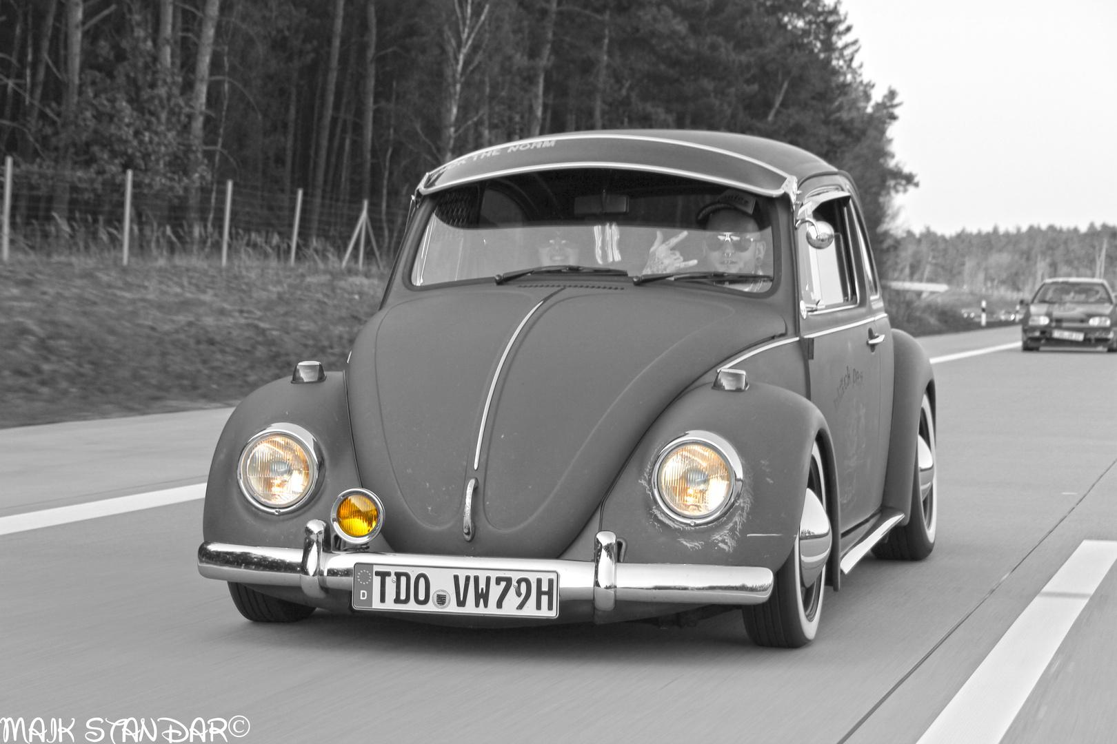 Oldskool Käfer