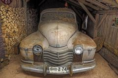 Oldsmobile 76 Sedan (1941)
