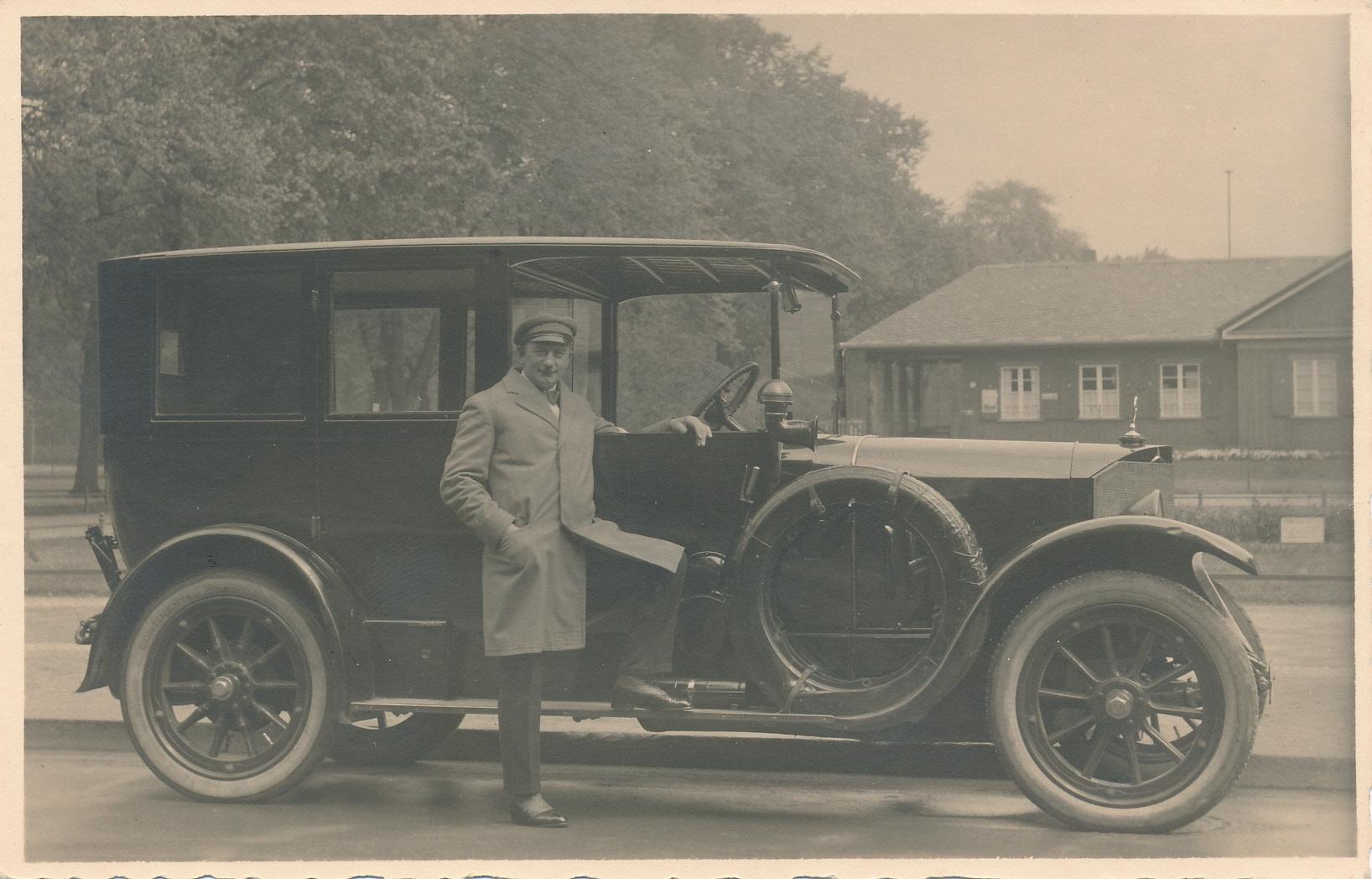 Oldtimer 1928