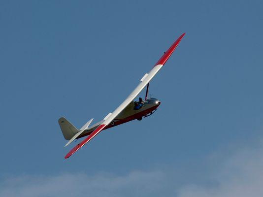 Oldtimer bei Flugshow