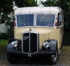 """Oldtimer-Bus """"Saurer"""""""