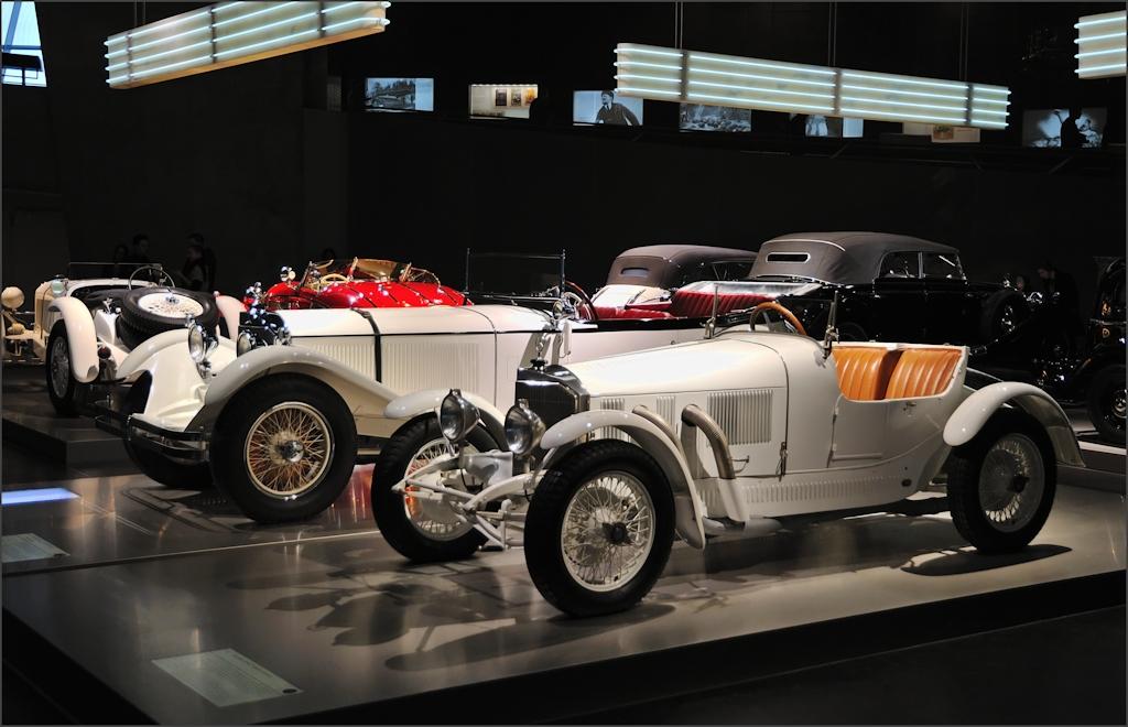 Oldtimer Cabrios