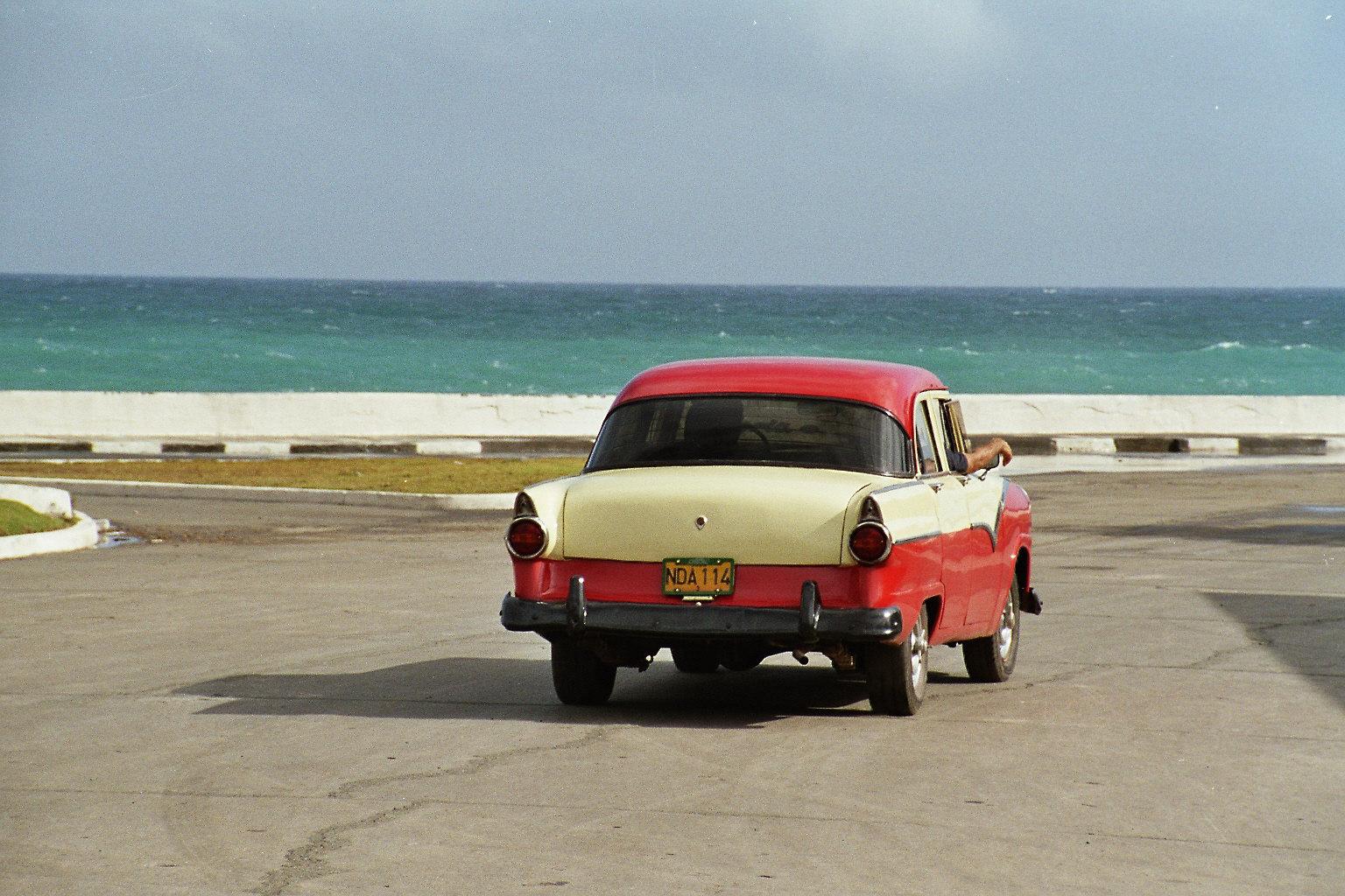 Oldtimer, Cuba 2004